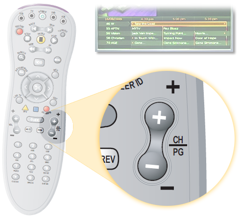 My remote control