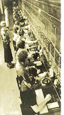 Telephone operators (ca. 1932)